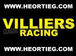 Villiers Racing Tank and Fairing Transfer Decal Sticker DVILL9 YELLOW